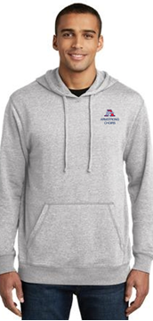 Picture of District ® Lightweight Fleece Hoodie ( DM391 )